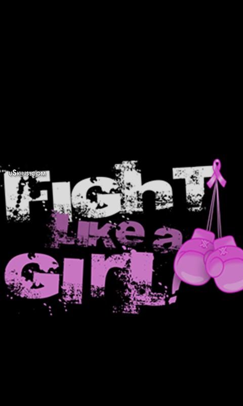 fight like a girl wallpaper - photo #18