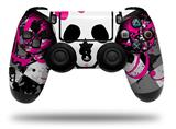 Vinyl Skin Wrap for Sony PS4 Dualshock Controller Splatter Girly Skull (CONTROLLER NOT INCLUDED)
