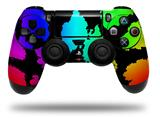 Vinyl Skin Wrap for Sony PS4 Dualshock Controller Rainbow Leopard (CONTROLLER NOT INCLUDED)