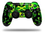 Vinyl Skin Wrap for Sony PS4 Dualshock Controller Skull Camouflage (CONTROLLER NOT INCLUDED)