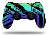 Vinyl Skin Wrap for Sony PS4 Dualshock Controller Tiger Rainbow (CONTROLLER NOT INCLUDED)