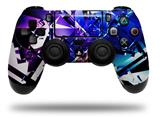 Vinyl Skin Wrap for Sony PS4 Dualshock Controller Persistence Of Vision (CONTROLLER NOT INCLUDED)