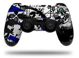 Vinyl Decal Skin Wrap compatible with Sony PlayStation 4 Dualshock Controller Baja 0018 Blue Royal (PS4 CONTROLLER NOT INCLUDED)