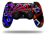 WraptorSkinz Skin compatible with Sony PS4 Dualshock Controller PlayStation 4 Original Slim and Pro Rocket Science (CONTROLLER NOT INCLUDED)