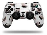 Vinyl Decal Skin Wrap compatible with Sony PlayStation 4 Dualshock Controller Face Nude (PS4 CONTROLLER NOT INCLUDED)