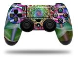 WraptorSkinz Skin compatible with Sony PS4 Dualshock Controller PlayStation 4 Original Slim and Pro Spiral (CONTROLLER NOT INCLUDED)