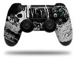 Vinyl Skin Wrap for Sony PS4 Dualshock Controller Urban Skull (CONTROLLER NOT INCLUDED)