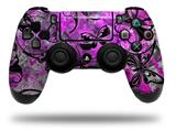 Vinyl Skin Wrap for Sony PS4 Dualshock Controller Butterfly Graffiti (CONTROLLER NOT INCLUDED)