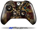 Decal Skin Wrap fits Microsoft XBOX One Wireless Controller Conception