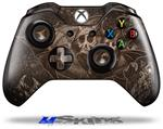 Decal Skin Wrap fits Microsoft XBOX One Wireless Controller The Temple