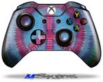 Decal Skin Wrap fits Microsoft XBOX One Wireless Controller Tie Dye Peace Sign 100