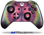 Tie Dye Peace Sign 103 - Decal Style Skin fits Microsoft XBOX One Wireless Controller
