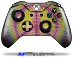 Decal Skin Wrap fits Microsoft XBOX One Wireless Controller Tie Dye Peace Sign 104