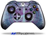 Decal Skin Wrap fits Microsoft XBOX One Wireless Controller Tie Dye Peace Sign 106