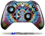 Tie Dye Swirl 100 - Decal Style Skin fits Microsoft XBOX One Wireless Controller
