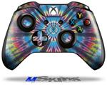 Tie Dye Swirl 101 - Decal Style Skin fits Microsoft XBOX One Wireless Controller