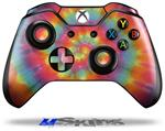 Tie Dye Swirl 102 - Decal Style Skin fits Microsoft XBOX One Wireless Controller