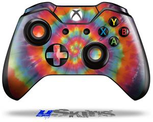 Tie Dye Swirl 107 - Decal Style Skin fits Microsoft XBOX One Wireless Controller