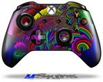 And This Is Your Brain On Drugs - Decal Style Skin fits Microsoft XBOX One Wireless Controller