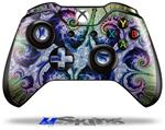 Breath - Decal Style Skin fits Microsoft XBOX One Wireless Controller