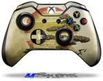 Decal Skin Wrap fits Microsoft XBOX One Wireless Controller Bonsai Sunset