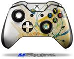 Water Butterflies - Decal Style Skin fits Microsoft XBOX One Wireless Controller