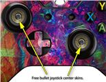 Organic - Decal Style Skin fits Microsoft XBOX One Wireless Controller