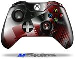 Decal Skin Wrap fits Microsoft XBOX One Wireless Controller Positive Three