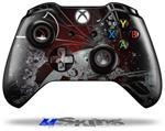 Decal Skin Wrap fits Microsoft XBOX One Wireless Controller Ultra Fractal