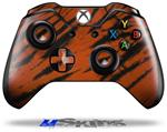 Decal Skin Wrap fits Microsoft XBOX One Wireless Controller Tie Dye Bengal Side Stripes
