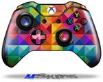 Decal Skin Wrap fits Microsoft XBOX One Wireless Controller Spectrums