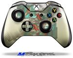 Diver - Decal Style Skin fits Microsoft XBOX One Wireless Controller