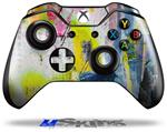 Decal Skin Wrap fits Microsoft XBOX One Wireless Controller Graffiti Graphic