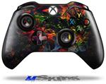 Decal Skin Wrap fits Microsoft XBOX One Wireless Controller 6D