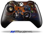 Decal Skin Wrap fits Microsoft XBOX One Wireless Controller Alien Tech