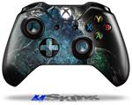 Decal Skin Wrap fits Microsoft XBOX One Wireless Controller Aquatic 2