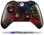 Decal Skin Wrap fits Microsoft XBOX One Wireless Controller Architectural