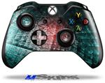 Decal Skin Wrap fits Microsoft XBOX One Wireless Controller Crystal