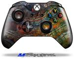 Organic 2 - Decal Style Skin fits Microsoft XBOX One Wireless Controller