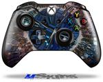 Decal Skin Wrap fits Microsoft XBOX One Wireless Controller Spherical Space