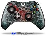 Decal Skin Wrap fits Microsoft XBOX One Wireless Controller Tissue