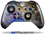Decal Skin Wrap fits Microsoft XBOX One Wireless Controller Vortices