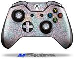 Decal Skin Wrap fits Microsoft XBOX One Wireless Controller Flowers Pattern 08