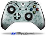 Flowers Pattern 09 - Decal Style Skin fits Microsoft XBOX One Wireless Controller