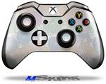 Decal Skin Wrap fits Microsoft XBOX One Wireless Controller Flowers Pattern 10