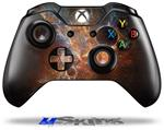 Decal Skin Wrap fits Microsoft XBOX One Wireless Controller Kappa Space