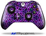 Decal Skin Wrap fits Microsoft XBOX One Wireless Controller Daisy Pink