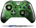 Bokeh Butterflies Green - Decal Style Skin fits Microsoft XBOX One Wireless Controller
