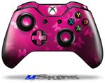 Bokeh Butterflies Hot Pink - Decal Style Skin fits Microsoft XBOX One Wireless Controller