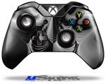 Positive Negative - Decal Style Skin fits Microsoft XBOX One Wireless Controller